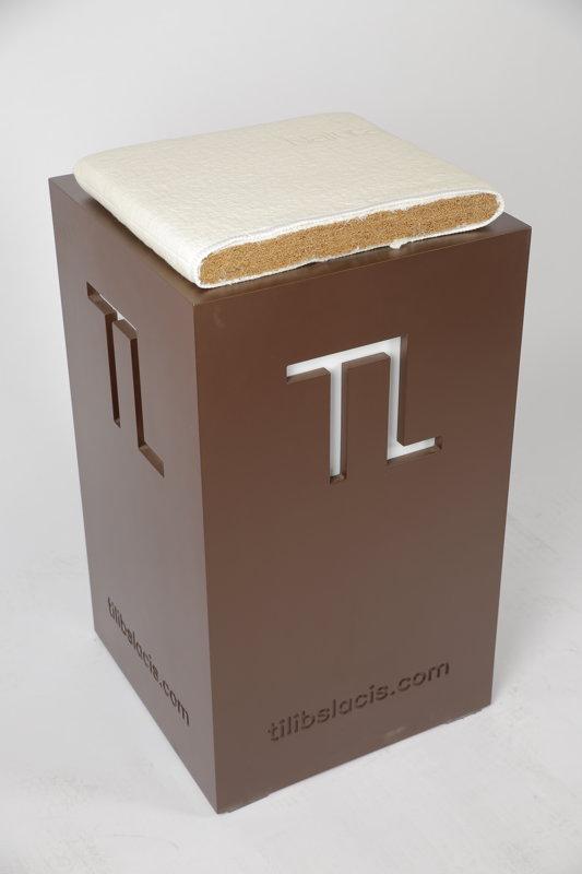 """TL virs matracis """"LEO"""" L2000xW900xH40 mm"""